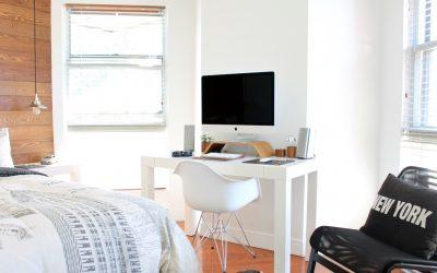 Consejos para adaptar tu piso de alquiler al teletrabajo
