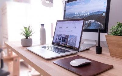 ¿Cómo crear una oficina en tu casa de alquiler?